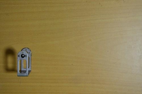 Robotické rameno, krok 7.