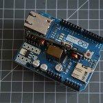 Arduino a Ethernet shield