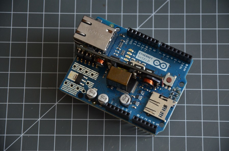 Ethernet shield pro Arduino