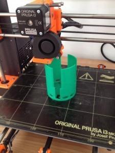 3D tisk CanSatu