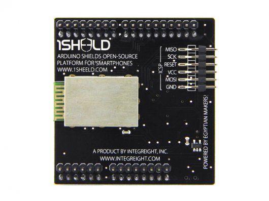 1Sheeld - virtální shieldy pro Arduino