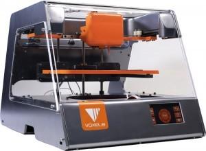 3D elektronická tiskárna