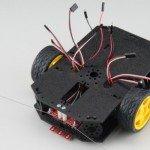 Arduino robot RedBot #2: Sestavení