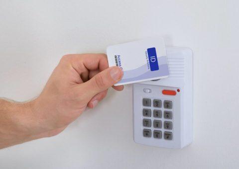 RFID přístupový systém