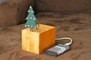 Cheerlights: sociální vánoční stromeček