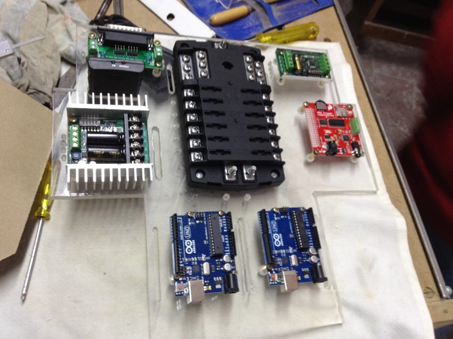 Arduino R4-P17
