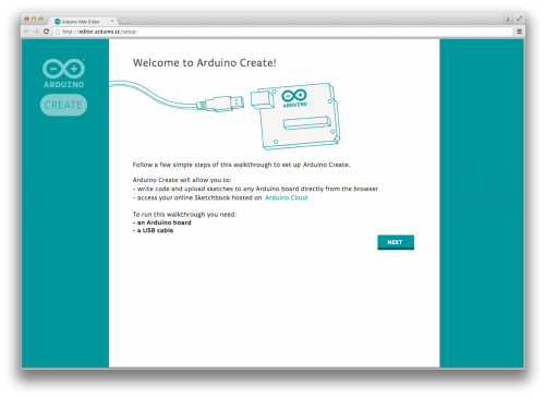 Arduino Create 1