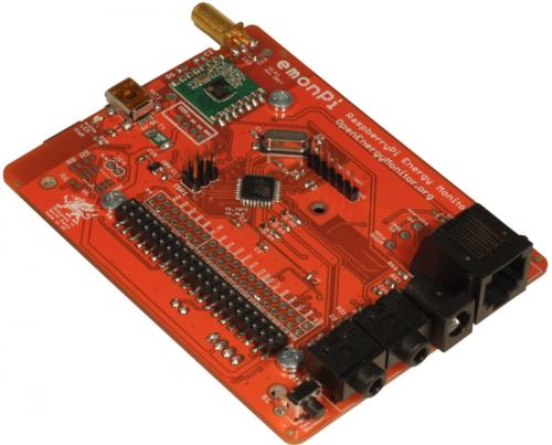 Arduino shield měření energie