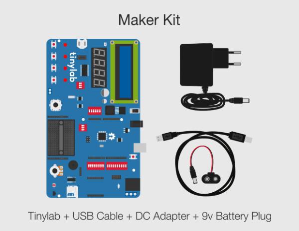 Ardiuno TinyLab Maker Kit