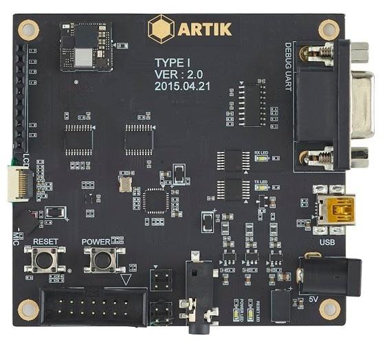 ARTIK Samsung Arduino Certified