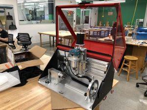 Arduino tříosý CNC stroj