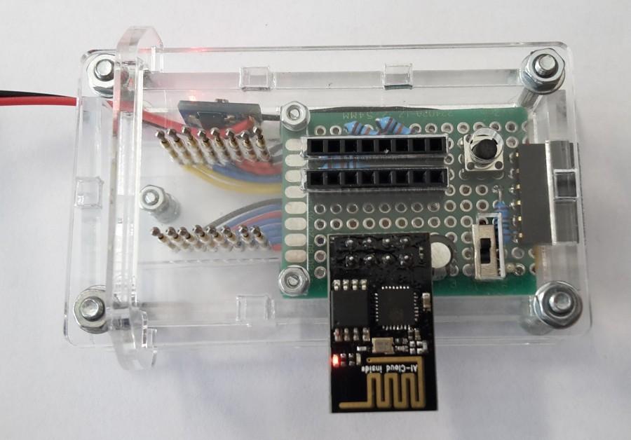 Programování ESP-01
