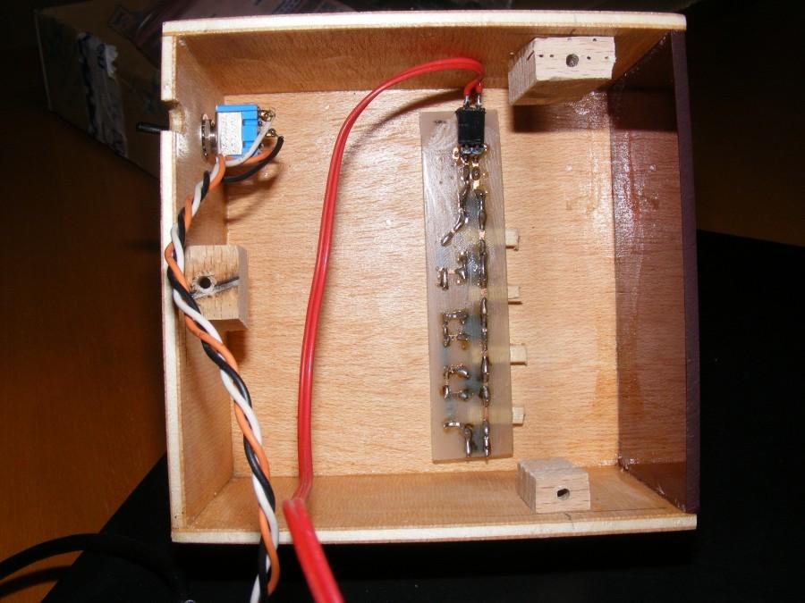 Arduino hodiny s ESP8266 - Upevnění tlačítek