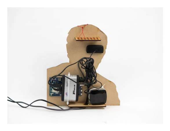 Smart doorbell součástky