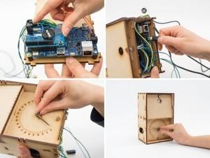 Intel Galileo hodiny