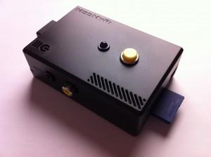 RPI přehrávač audioknih