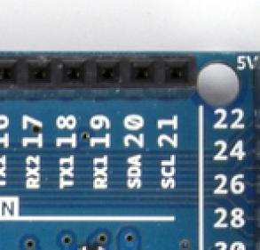 Připojení k Arduinu Mega