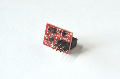 Akcelerometr - RedBot