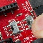 Arduino Robot Redbot #4: Rozjezdy pro hvězdy