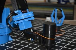 Robotická ruka - extruder
