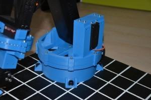 Robotická ruka - základna