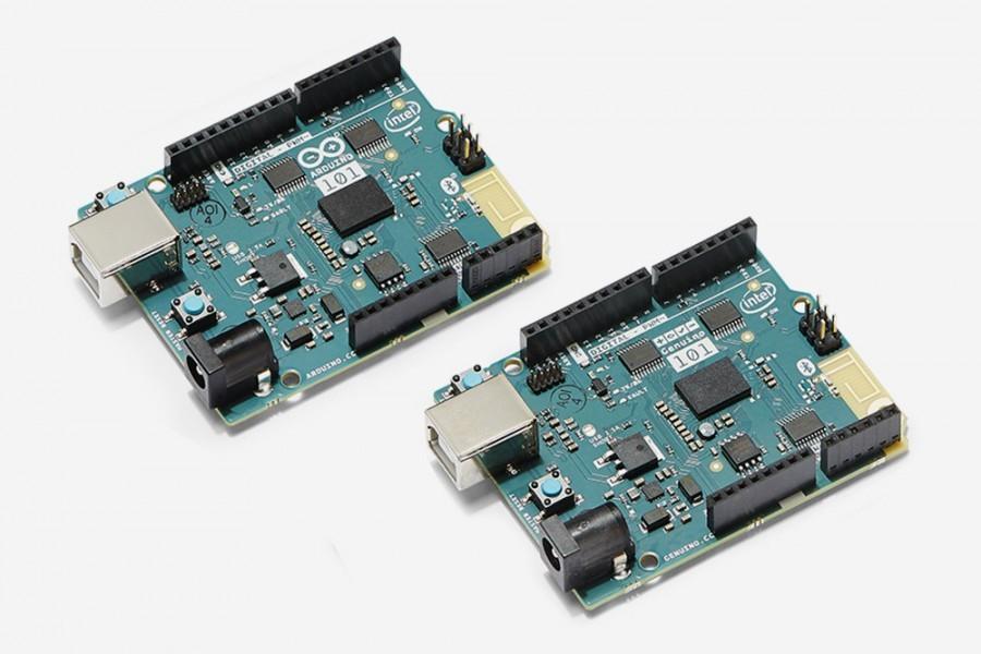 Arduino 101 & Genuino 101