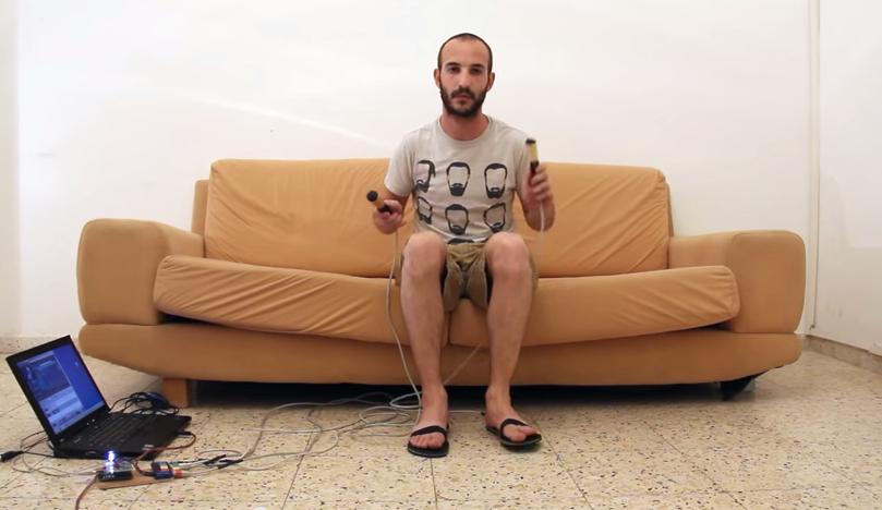DIY Arduino Air Drums