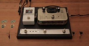 Arduino automatický kytarový efekt