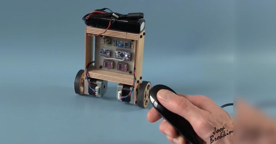 Arduino balanční vozítko