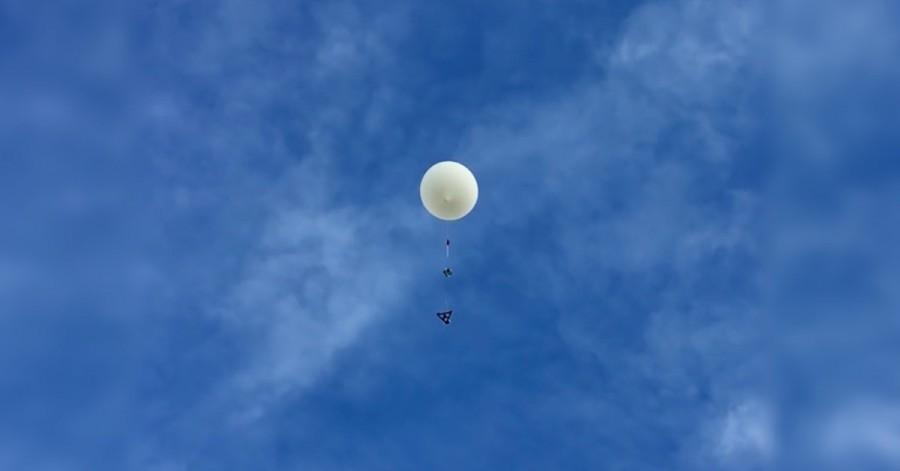 Arduino datalogger pro výškové balóny