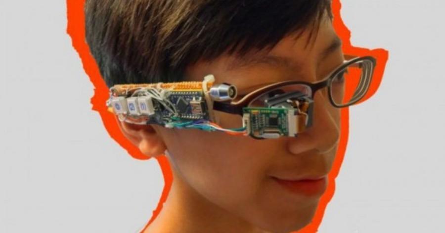 Arduino Nano chytré brýle