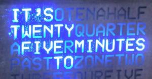 Arduino hodiny