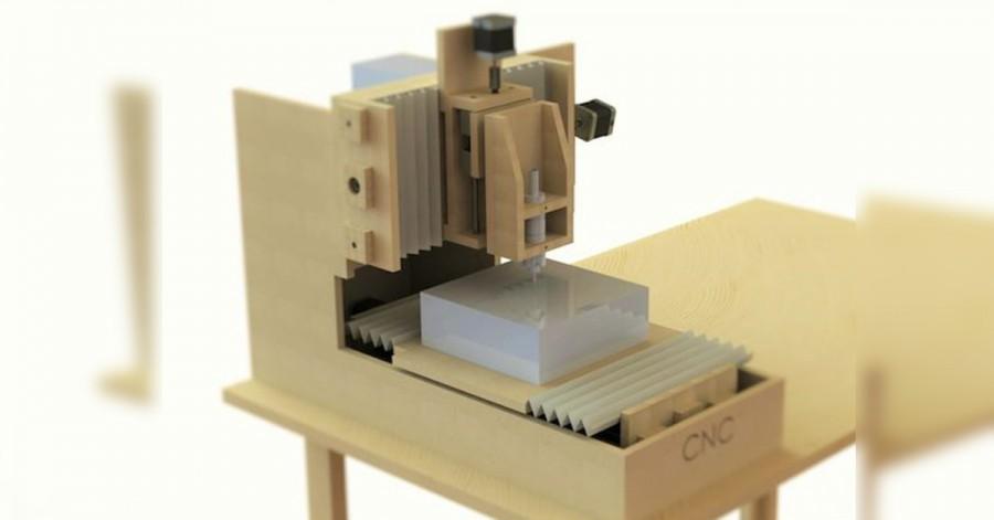 DIY Arduino fréza