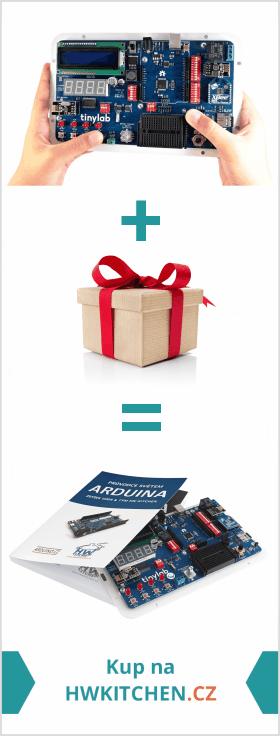 e-shop na Arduino