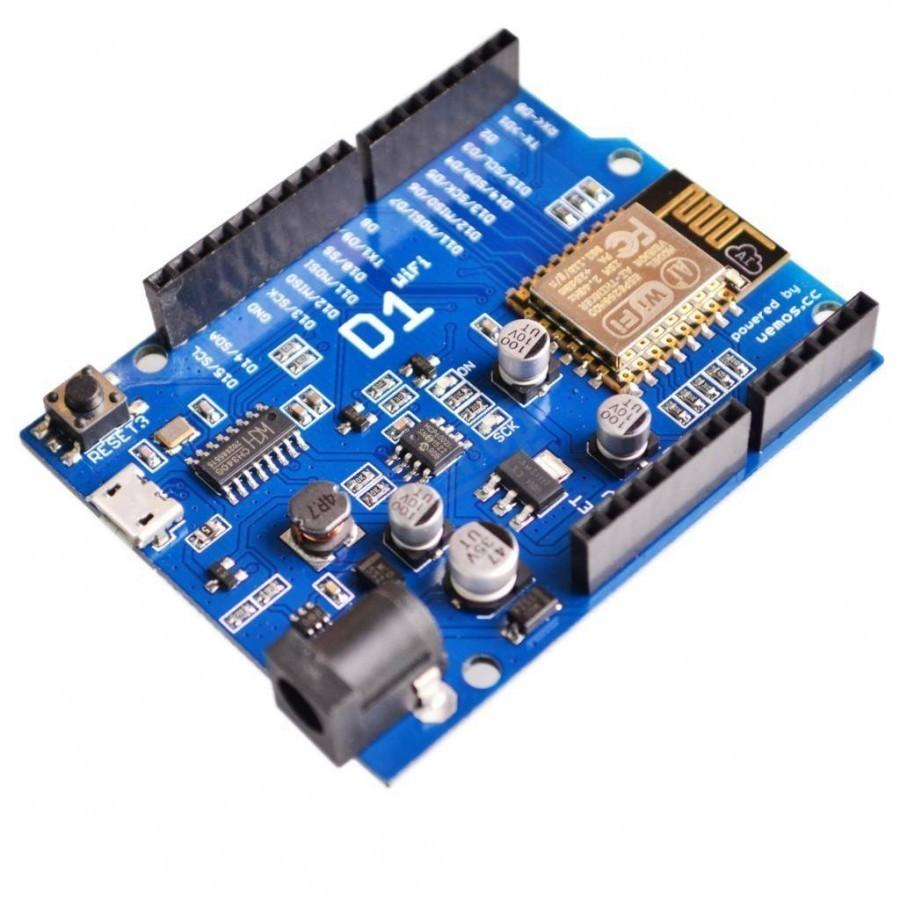 Arduino deska Wemos D1