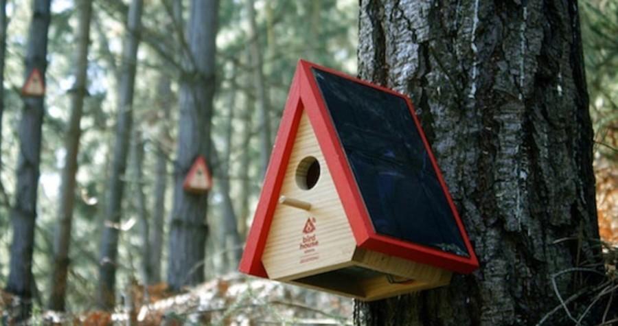 Arduino detektor požárů - Birdhouse alarm