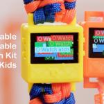 Arduino dětské hodinky O Watch
