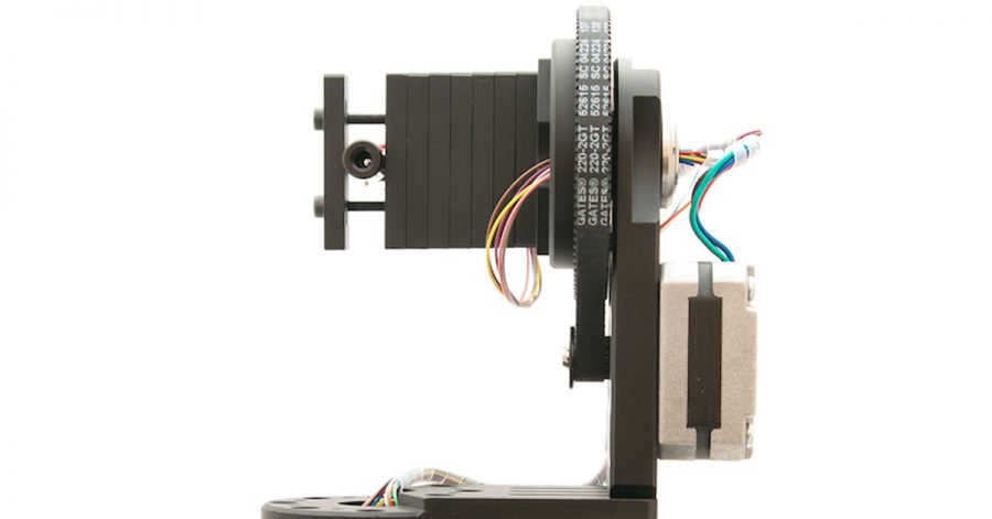 DIY Arduino tepelná kamera