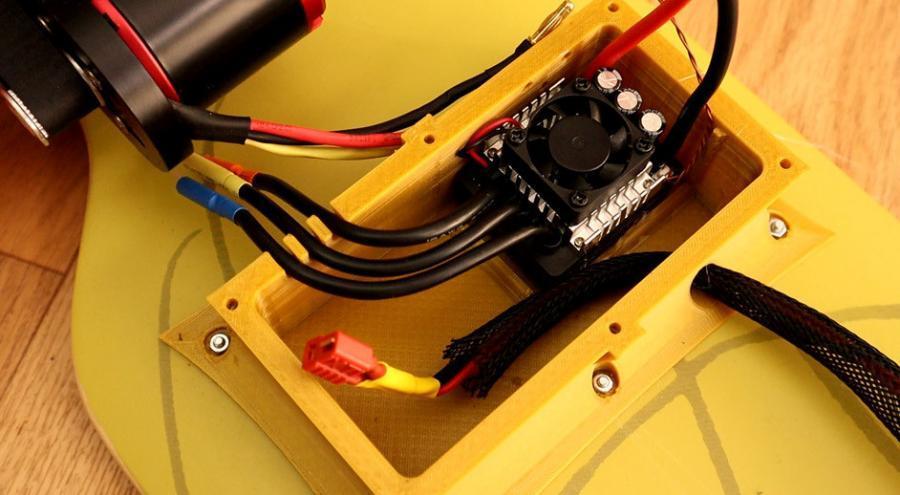 Řídicí elektronika