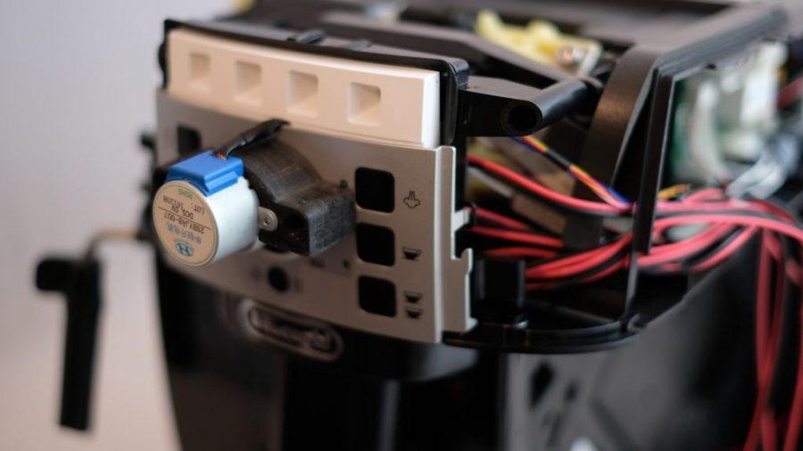 Arduino Hack kávovaru - Ovládání intenzity kávy