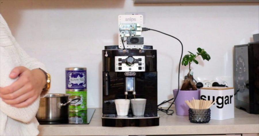 Arduino Hack kávovaru