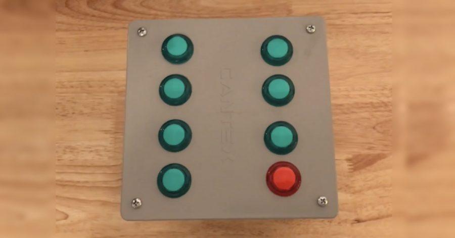 Arduino hlídač úkolů