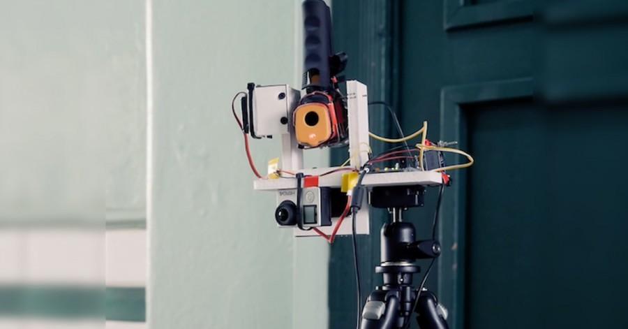 Arduino DIY IR infrakamera