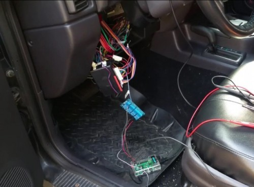 Arduino Jeep open source