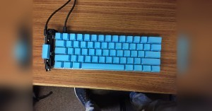 Arduino modulární klávesnice