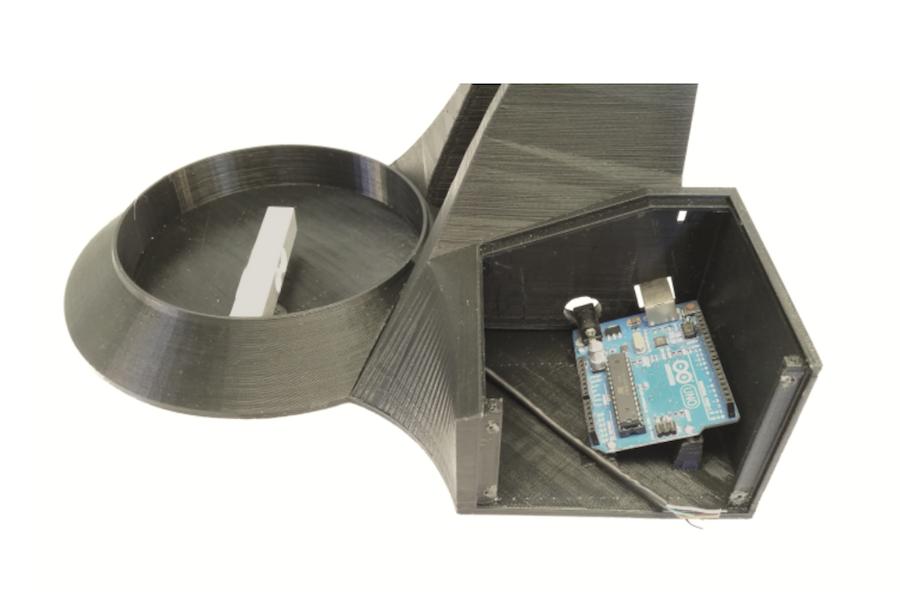 Arduino krmítko pro domácí mazlíčky