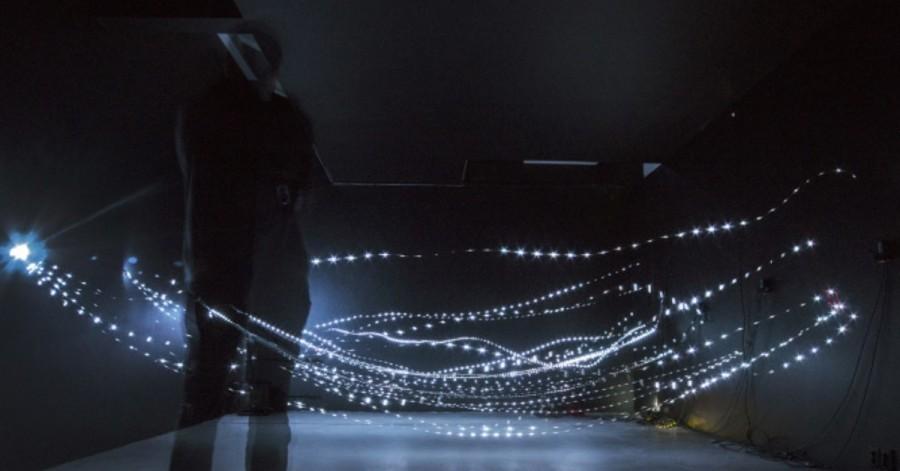 Arduino vánoční výstava