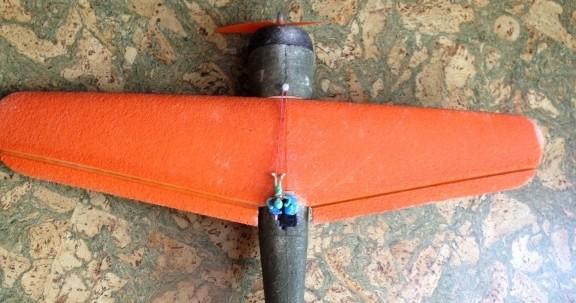 Arduino Letadlo