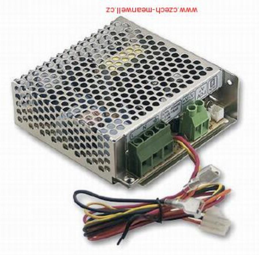 Arduino meteostanice WeatherDuino - Zdroj napájení