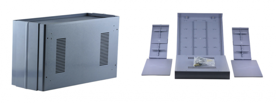 Arduino meteostanice WeatherDuino - skříňka